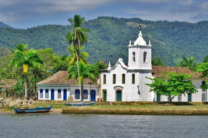 Paraty-brasile