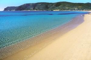 Spiaggia Lacona Isola Elba