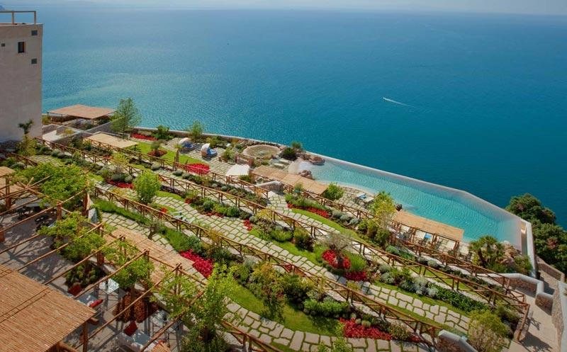 Hotel Costiera Amalfitana Spa