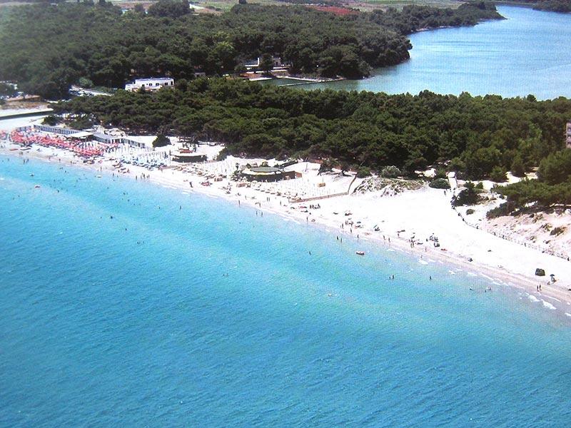 Spiaggia Alimini - Puglia