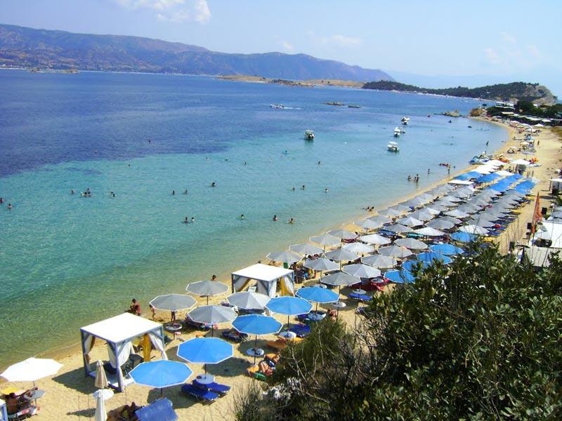 Megali-Ammos-beach