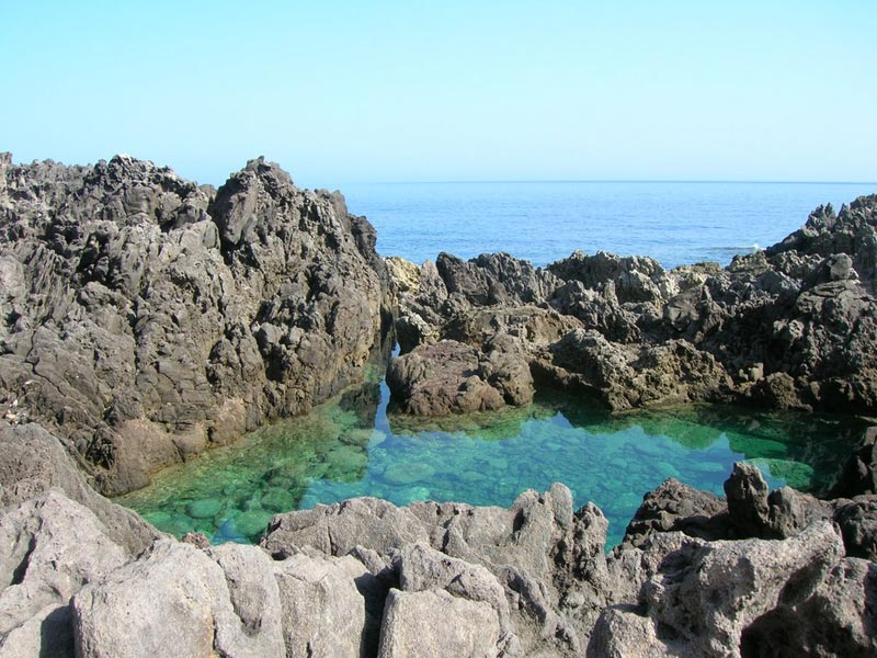 10 splendide piscine naturali sul mare in italia weplaya - Isola di saona piscine naturali ...
