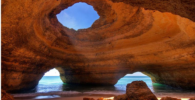 benagil cave 5