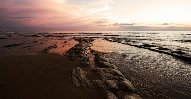 spiaggia dei turchi 9