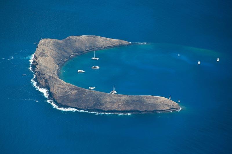 Molokini-Hawai