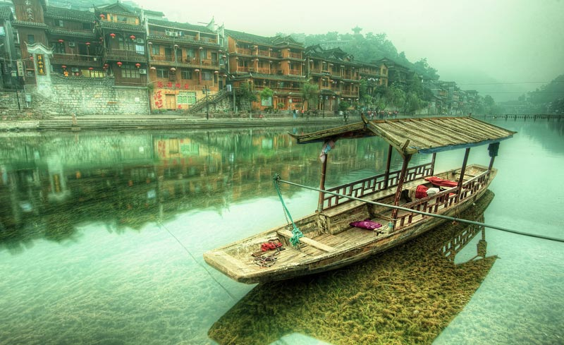 china-water-towns