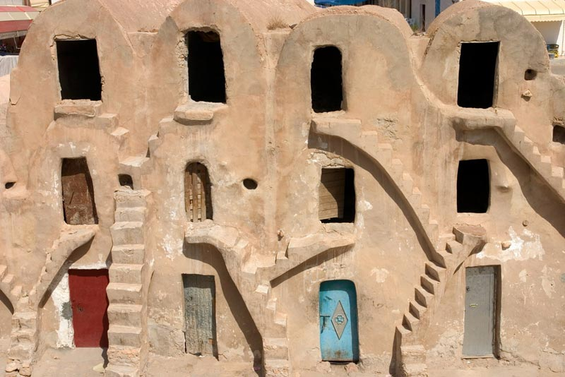 Matmata-Tunisia