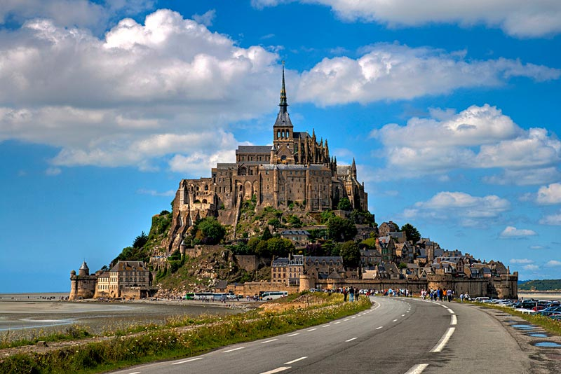 Mont-Saint-Michel-Normandia