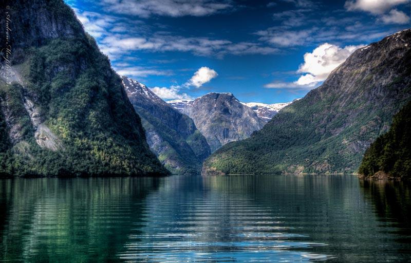 Nærøyfjord-norvegia
