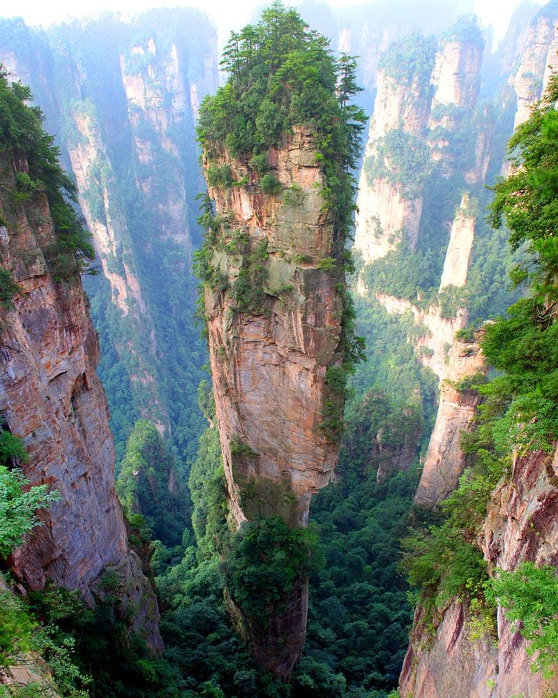 Zhangjiajie-cina