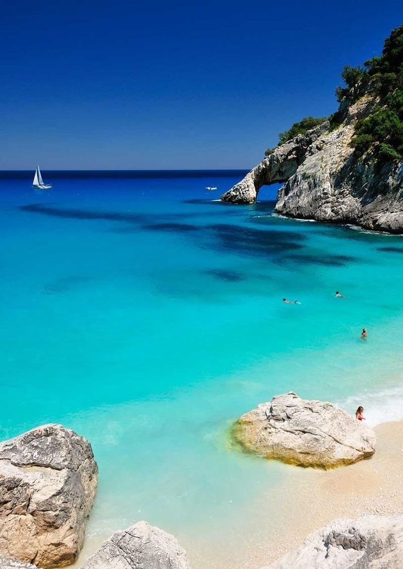 Cala-Goloritzé-Sardegna