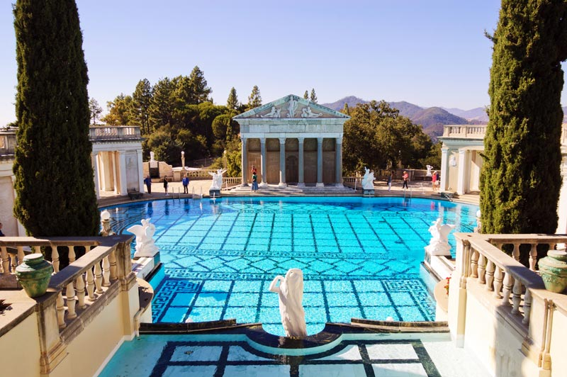 Hearst-Castle-California