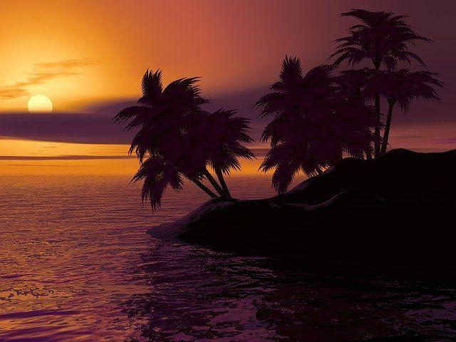 tramonto-hawaiano