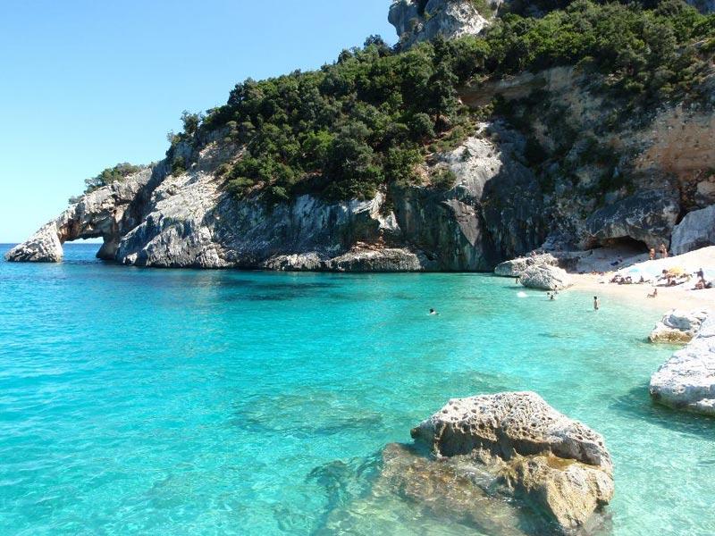 Cala-Goloritze-Sardegna