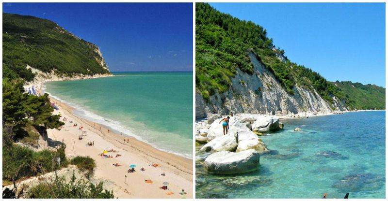 Matrimonio In Spiaggia Nelle Marche : Marche ecco quali sono le spiagge più belle weplaya