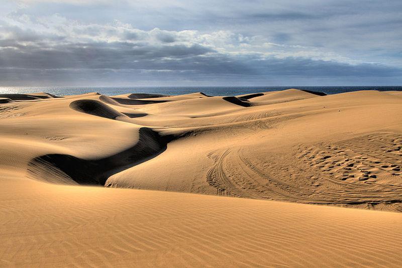 Dunes de maspalomas grande canarie espagne 13 - 2 5