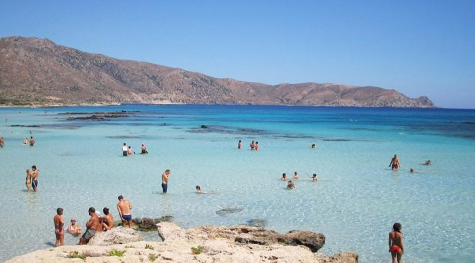 Elafonissi-Creta