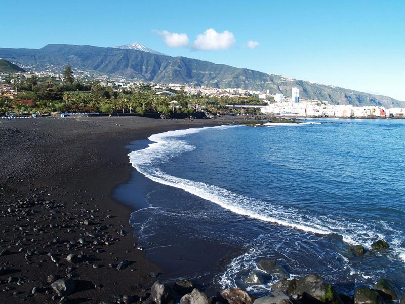 Spiagge tenerife le migliori 7 weplaya - Playa puerto de la cruz tenerife ...
