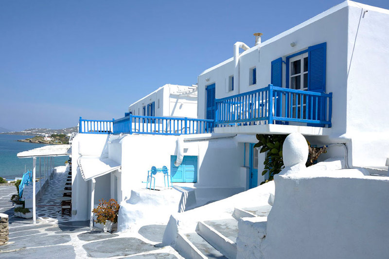 Hotel sul mare a mykonos weplaya for Case a mykonos vendita