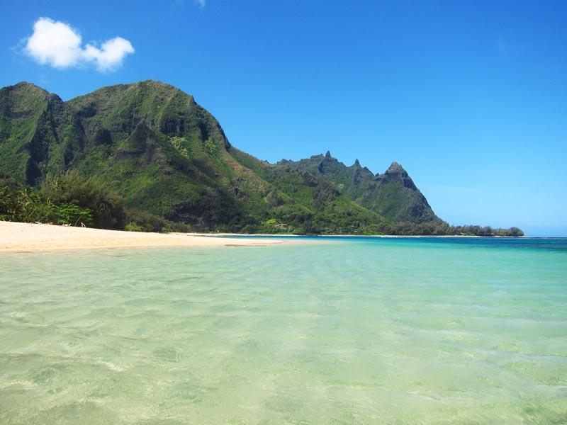 Hanalei-Beach