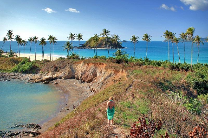 Nacpan-Beach