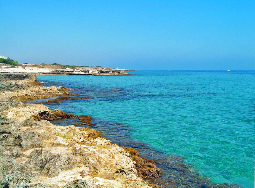 Spiagge Otranto