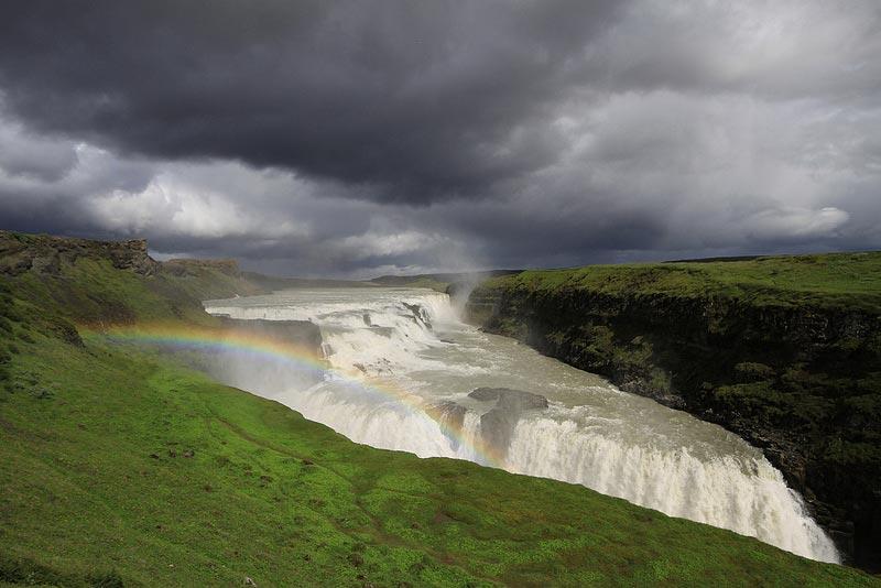 Gullfoss-islanda