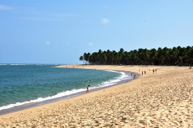 Praia-do-Gunga-brasile