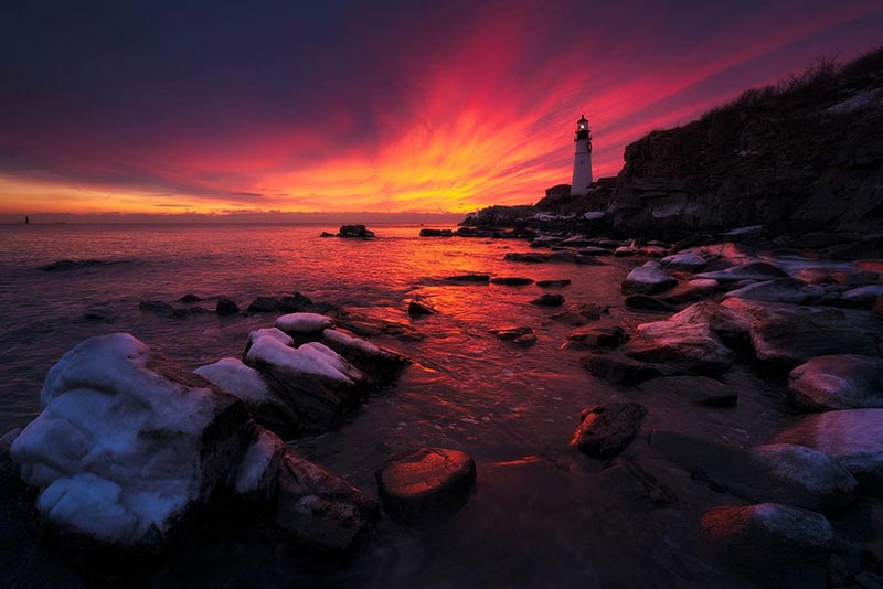 Portland-Head-Light-usa