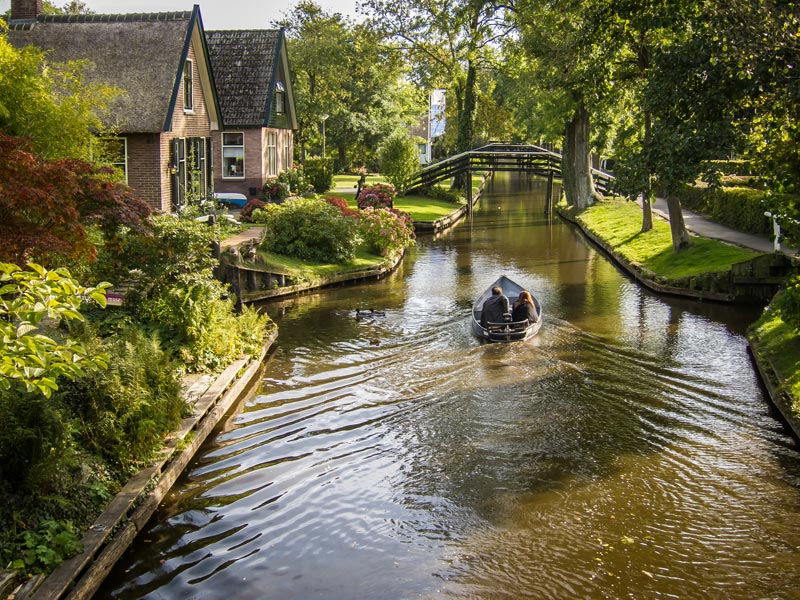 Giethoorn-Paesi-Bassi