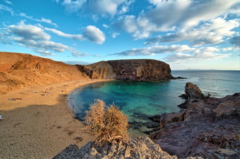 Papagayo-Beach