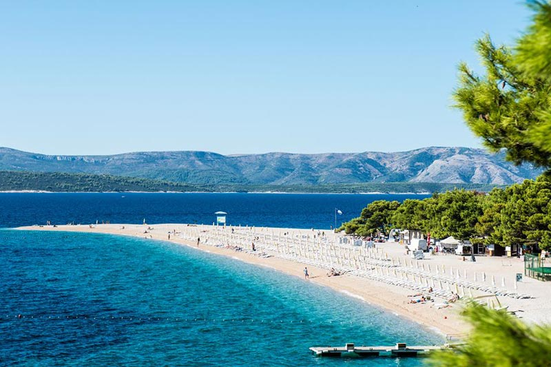 Zlatni-Rat-croazia