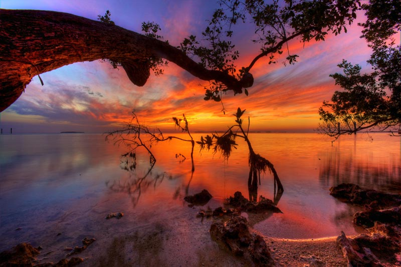 florida-keys-tramonto