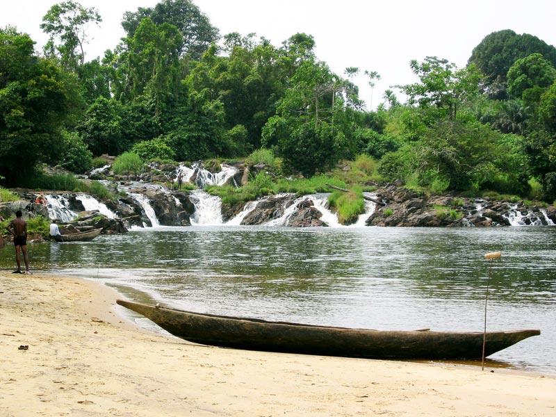 Chutes-de-Lobé-Camerun