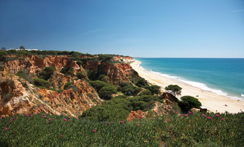 Praia-da-Falesia-portogallo