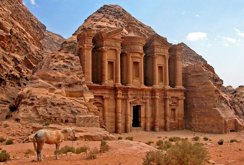 petra-giordania