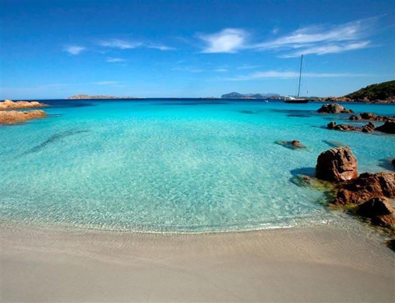 Le Spiagge Di Porto Cervo In Costa Smeralda Weplaya