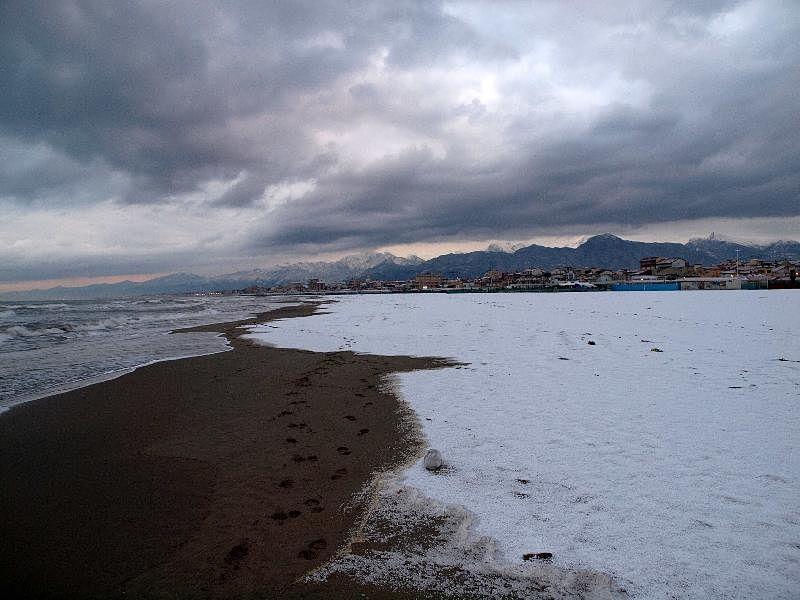 Viareggio-neve