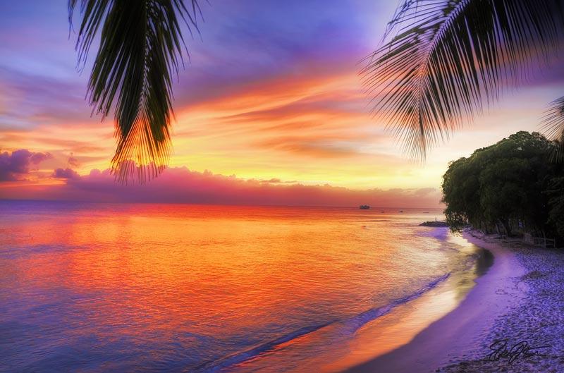 barbados-tramonto
