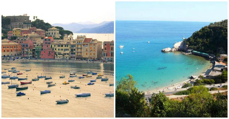 Cartina Delle Spiagge Della Liguria.Le 11 Spiagge Piu Belle E Nascoste Della Liguria Weplaya