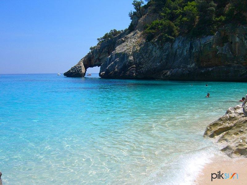 Cala-Goloritzè-Sardegna