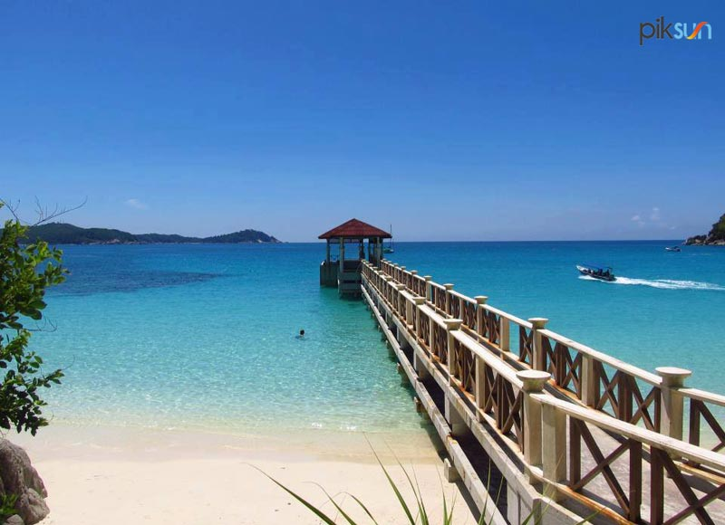 Isola-Perhentian--Malesia