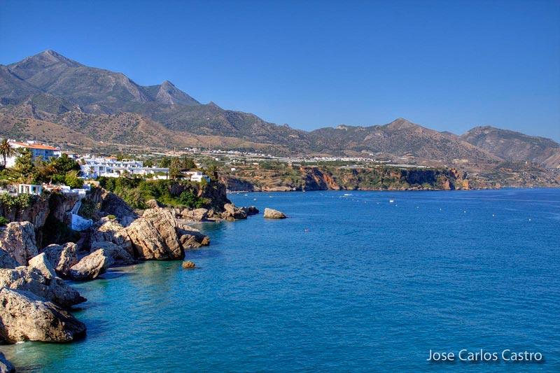 Playa-de-Maro-Nerja