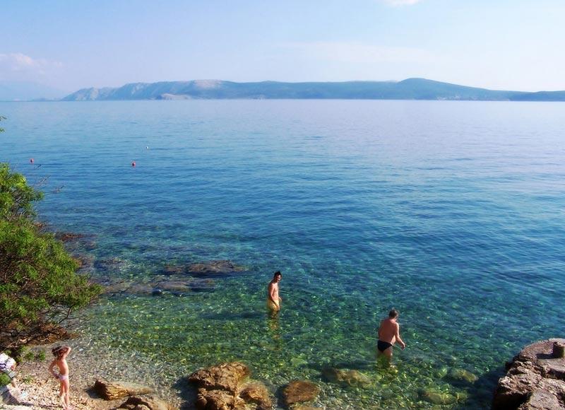 Spiaggia-di-Crikvenica