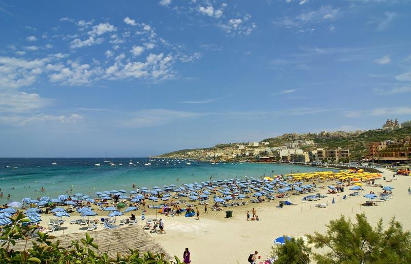Ghadira-Bay-Malta