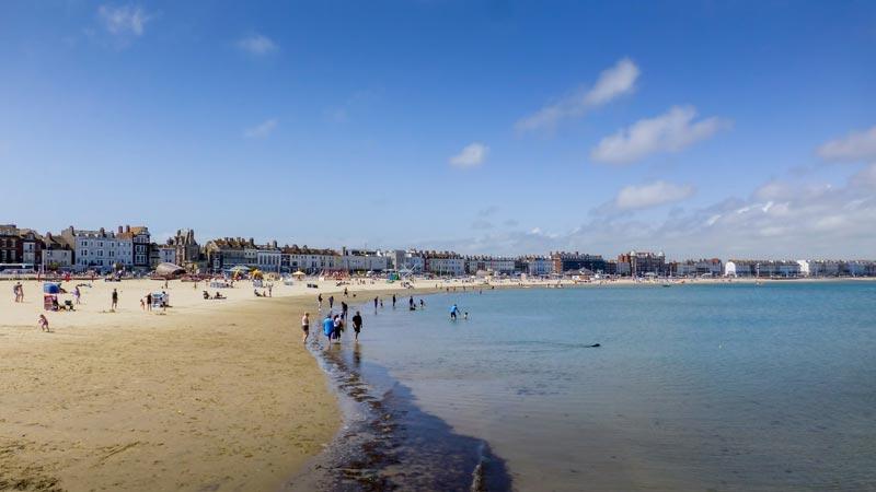 Weymouth-Beach