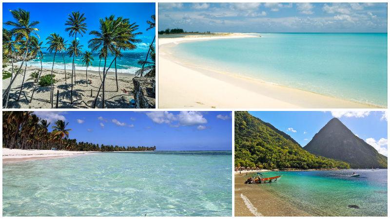 Le 10 Isole Piu Belle Dei Caraibi Weplaya